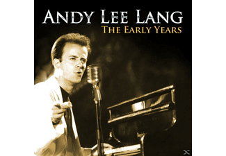 Andy Lee Lang - The Early Years - (CD)