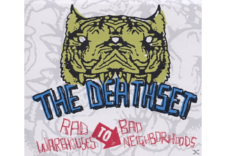 The Death Set - Rad Warehouses To Bad Neighborhoods - (CD)