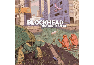 Blockhead - The Music Scene - (CD)