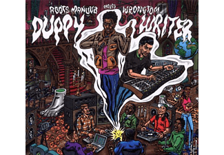 Roots Manuva Meets Wrongtom - Duppy Writer - (CD)