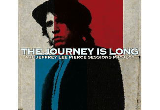 PIERCE,JEFFREY LEE SESSIONS PROJECT,THE/VARIOUS - The Journey Is Long - (Vinyl)