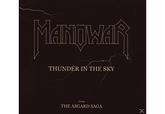 Manowar - Thunder In The Sky [CD]