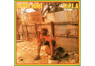 Tapper Zukie - M.P.L.A. - (CD)