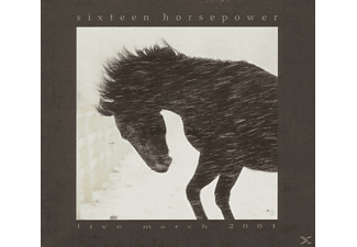 Horsepower - Live March 2001 - (CD)