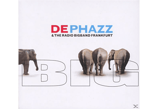 The Dephazz & Radio Bigband Frankfurt, De Phazz - Big - (CD)