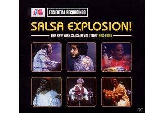 VARIOUS - Salsa Explosion: The Salsa Rev [CD]