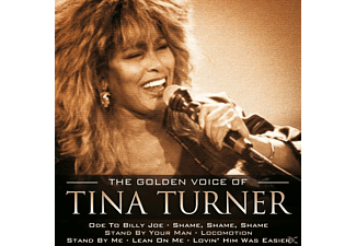 Tina Turner - The Golden Voice - (CD)