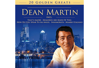Dean Martin - 20 Golden Greats [CD]