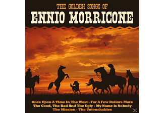 Ennio Morricone - The Golden Songs Of [CD]