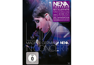 Nena - Made In Germany-Live In Concert [DVD]