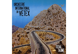Orchestre International Du Vetex - Total Tajine - (CD)