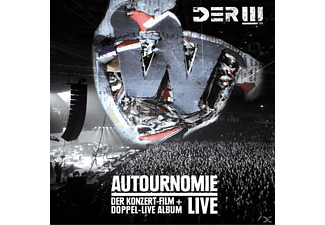 Der W - Der W - Autournomie [2 Cds + 2 Dvds] - (DVD + CD)