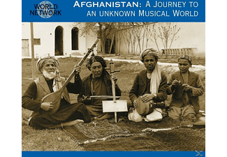 VARIOUS, Traditional Musicians - Afghanistan - (CD)