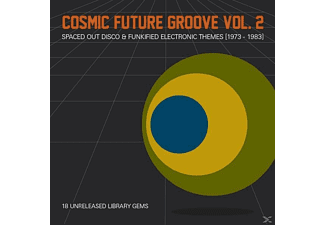 VARIOUS - Cosmic Future Groove Vol.2 [CD]