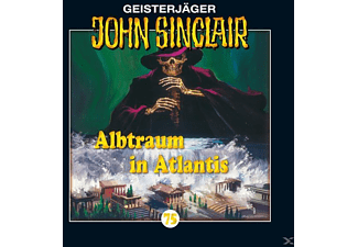 John Folge 75 Sinclair - Albtraum In Atlantis (Limited Edition) - (Vinyl)