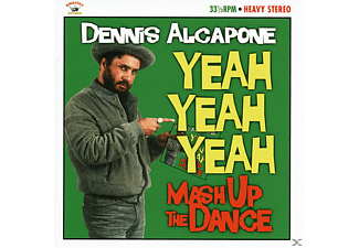 Dennis Alcapone - Yeah Yeah Yeah Mash Up The Dance - (CD)