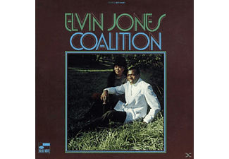 Elvin Jones - Coalition [Vinyl]
