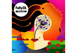 Faltydl - Hardcourage (Vinyl+Mp3) - (LP + Download)