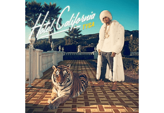 Tyga - Hotel California (Deluxe Edt.) - (CD)