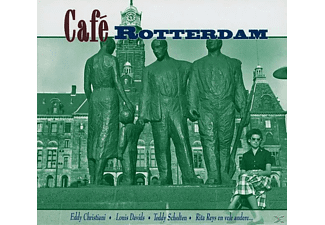 VARIOUS - Cafe Rotterdam - (CD)