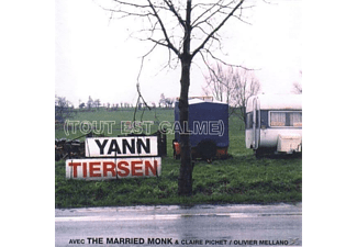 Yann Tiersen - Tout Est Calme/Everything Is Calm - (Vinyl)