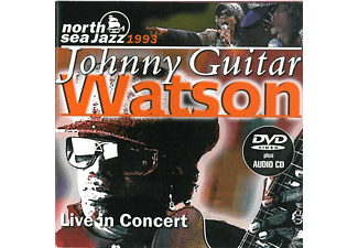 "Johnny ""guitar"" Watson - Johnny Guitar Watson: Live in Concert - (DVD)"