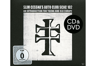 Slim Cessna's Auto Club - An Introduction For Young And Old Europe - (CD + DVD Video)