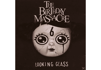 The Birthday Massacre - Looking Glass - (CD)