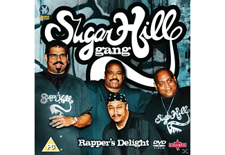 The Sugarhill Gang - Rapper's Delight - (CD + DVD Video)