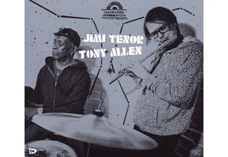 TENOR,JIMI & ALLEN,TONY - Inspiration Information 4 [CD]