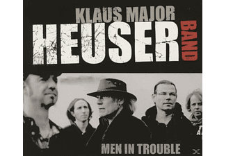 Klaus Major Heuser Band - Men In Trouble - (CD)