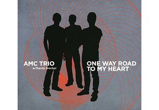 Randy Amc Trio & Brecker - One Way Road To My Heart - (CD)