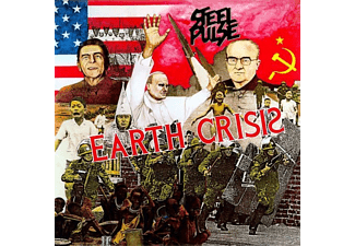 Steel Pulse - Earth Crisis - (CD)