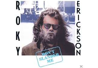 Roky Erickson - Don't Slander Me - (CD)