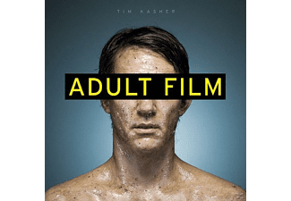 Tim Kasher - Adult Film - (CD)