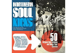 Diverse Soul - Nothern Soul Kicks & It's What - (CD)