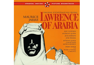 Maurice Jarre - Lawrence Of Arabia+14 Bonus [CD]
