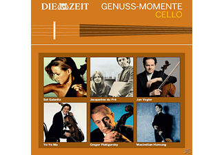 VARIOUS - Die Zeit Genuss-Edition Cello [CD]