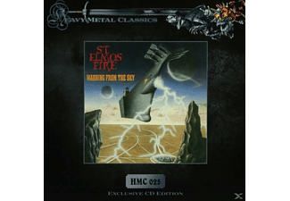 St.Elmos Fire - Warning From The Sky [CD]
