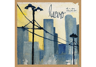 Lucero - All A Man Should Do - (CD)
