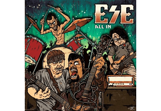 Ese - All In - (CD)