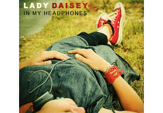 Lady Daisey - In My Headphones - (CD)