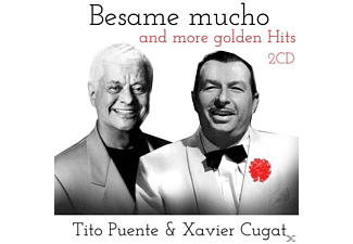 CUGAT,XAVIER & PUENTE,TITO - Besame Mucho And More Golden Hits - (CD)