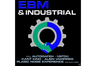 VARIOUS - Ebm & Industrial Vol.1 [CD]