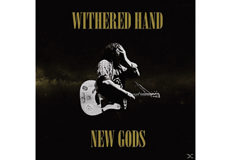 Whithered Hand - New Gods - (CD)