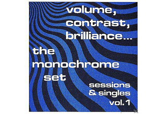 The Monochrome Set - Volume,Contrast,Brilliance...Sess - (Vinyl)