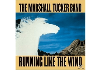 The Marshall Tucker Band - Running Like The Wind - (CD)