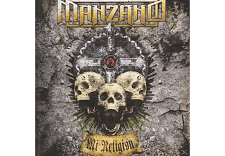 Manzano - Mi Religion - (CD)