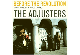 The Adjusters - Before The Revolution - (Vinyl)