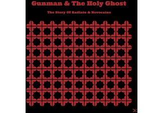 Gunman & The Holy Ghost - The Story Of Radiate And Novocaine - (CD)